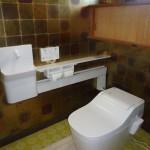 パナソニックのトイレ「アラウーノ」でリフォーム