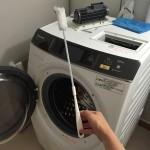 ドラム式洗濯乾燥機、この場所のお手入れどうされてます?
