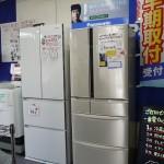 夏場に多い冷蔵庫の故障!貸出機持って対応します
