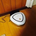 ロボット掃除機ルーロは働き者!こんなものも吸い込みますのでお気を付けください