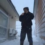 今年2度目のゆるブログを吹雪中の写真と共にどうぞ