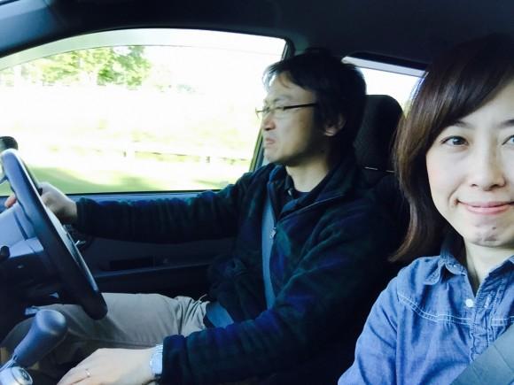 札幌までのドライブ