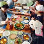【料理教室②終了!】参加動機NO.1は『新しい料理を覚えたい』でした!