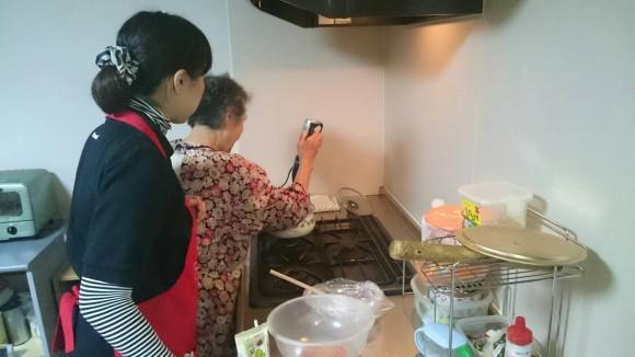 出張お料理教室