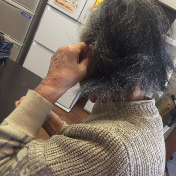 補聴器の付け方のおさらい・確認