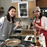 来月の料理教室は「マクロビ」に決まり!激ウマ大根カツを是非ご賞味あれ!!