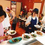 8月の#シノズキッチンinようでん終了ー。遠くからのご参加もありがとうございます!