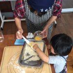 9月の料理教室「カレーパンを作ろう」が無事終わりました!